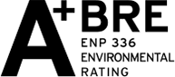 A+BRE Environmental rating