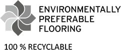 Environmentaly preferable flooring
