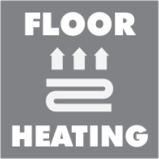 Floor heating Aroq collection